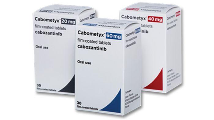 防癌万花油,卡博替尼20mg使用方法使用量卡博替尼再提升!协同O药治疗新癌种实际效果突显